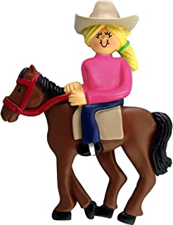 girl on horseback