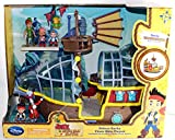 Disney Jake and the Never Land Pirates Playset Deluxe Bucky Pirate Ship [2014]