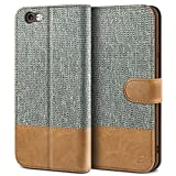BEZ Cover iPhone 6, iPhone 6S, Custodia Compatibile per iPhone 6, iPhone 6S,Portafoglio Flip Cover con...