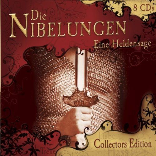 Die Nibelungen - Eine Heldensage (Nibelungen Collectors Edition) audiobook cover art