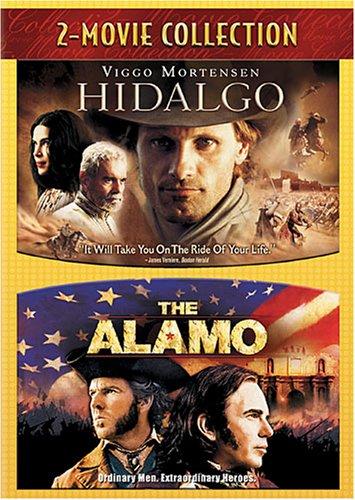 The Alamo/Hidalgo DVD 2-Pack