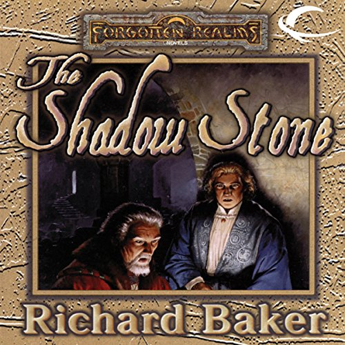 The Shadow Stone audiobook cover art