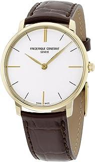 Frederique Constant - Frederique Constant Reloj de Hombre Cuarzo 39mm Color Plata FC-200V5S35
