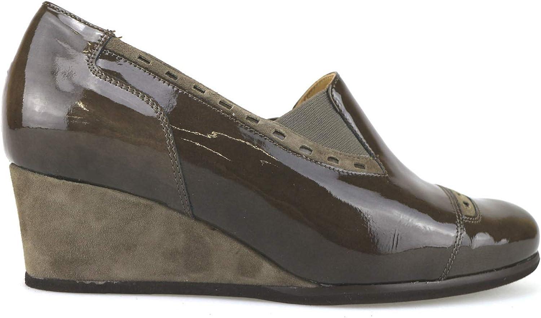 STARLET Wedges-Sandals Womens Suede Brown