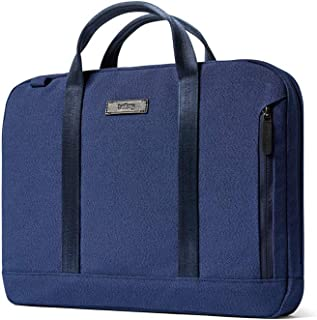 """Bellroy Classic Brief (10 liters, 15"""" Laptop, Notebook, documents, Wallet, Phone) - Ink Blue"""