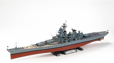 Tamiya America, Inc 1/350 USS Missouri Battleship, TAM78029