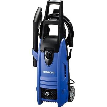 HiKOKI(ハイコーキ) 旧日立工機 高圧洗浄機 高圧延長ホース・洗浄ブラシ付 ブルー FAW105(S)