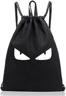 Drawstring Bags, Creative Design Gymsack, Unisex Sackpack, Casual Backpack, Sport's Equipment Bag Travel Bags