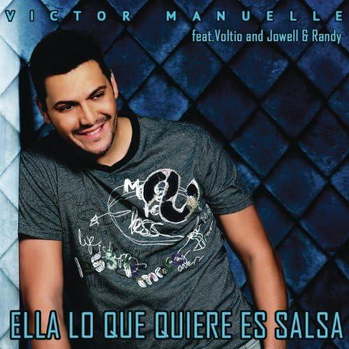 Víctor Manuelle feat. Voltio & Jowell & Randy