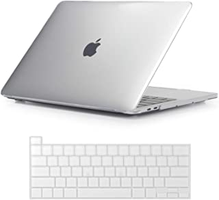 ProCase MacBook Pro 13 Case 2020 Release A2338 M1 A2289 A2251, Hard Case Shell Cover and Keyboard Skin Cover for MacBook P...