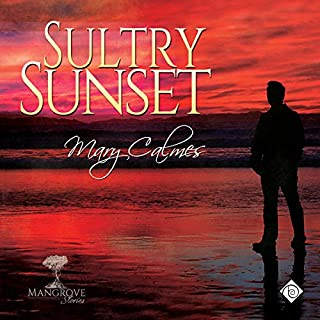 Sultry Sunset audiobook cover art