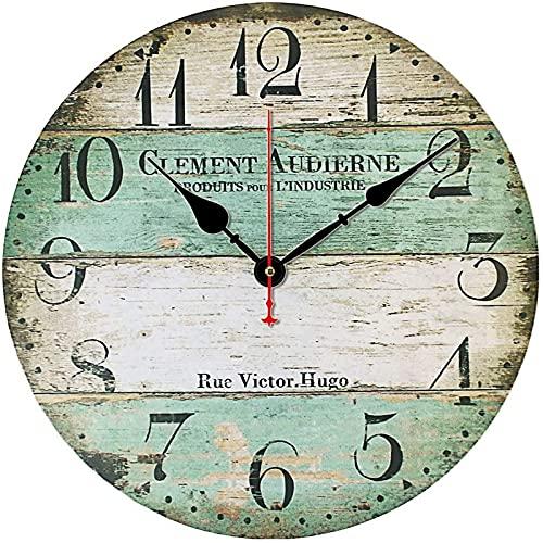 HCYY Reloj de Pared Reloj de Pared Creativo nórdico de 14