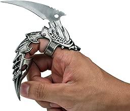 BladesUSA Mc-1026 Fantasy Ring Knife 5.5-Inch Overall