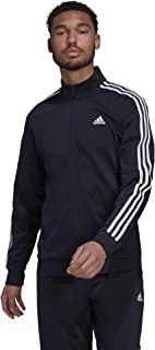 Men's Essentials Warm-up 3-Stripes Track Top