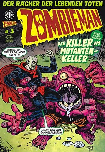 Zombieman 3: Der Rächer der lebenden Toten