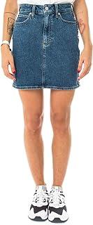 Calvin Klein Jeans Women's High Rise Mini Skirt