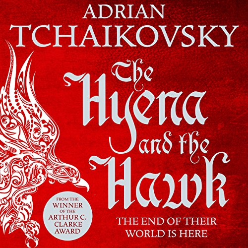 The Hyena and the Hawk audiobook cover art