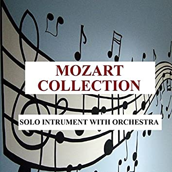 Mozart Collection - Solo intrument with orchestra