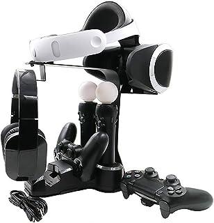 安くて良い[FiSound]PS4コントローラー充電スタンドPS4ワイヤレスコントローラー..買う