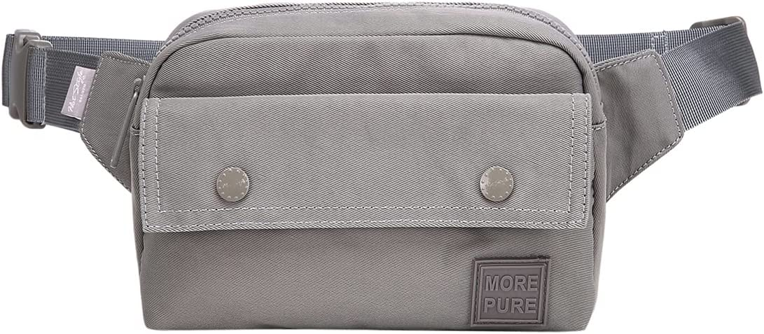 2021 HotStyle MOREPURE 533s Cute Fanny All items in the store Classic Waist Silver Bag Pack
