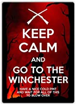 Best keep calm and go to the winchester Reviews