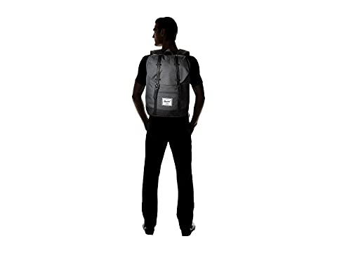 Retreat Black Black Synthetic Dark Co Herschel Leather Shadow Supply qUB4w4