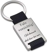 Lieblingsmensch Schlüsselanhänger Modell: Fahr vorsichtig