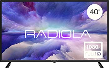 "Radiola LD42100K - Televisor Led 40"" Full HD (1920 x"