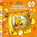 WINNIE L'OURSON - Mon petit livre puzzle (9p) (Mon petit livre puzzle 9 pièces)