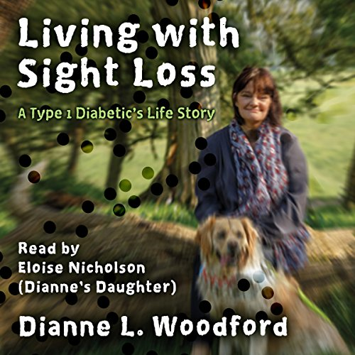 Living with Sight Loss audiobook cover art