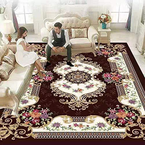 DJUX Piel de Imitación,Cozy sensación como Real, Alfombra de Piel sintética Lavable para sofá o Dormitori,180x200cm