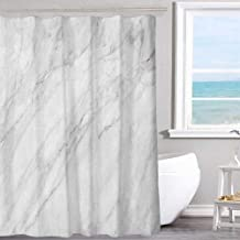 Transparent shower curtain lining 54