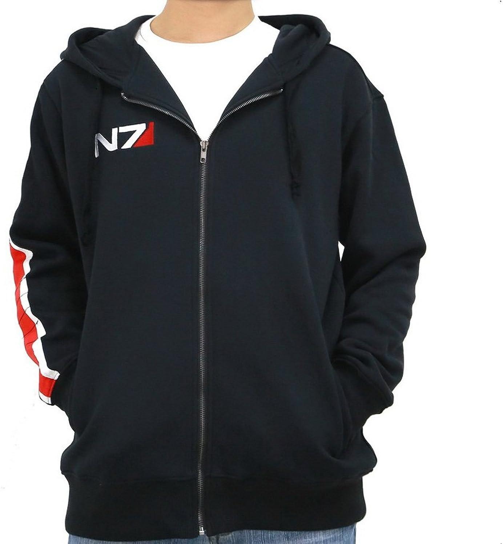 deportes calientes N7 sudadera con capucha, para CosJugar, disfraz, disfraz, disfraz, versión Xcoser  mejor moda
