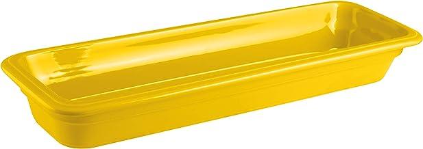 Paderno World Cuisine 44314Y06 Hotel Pan, Medium, Yellow