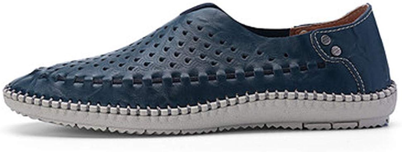 Casual shoes Men's Breathable Hollow shoes Hole shoes Men