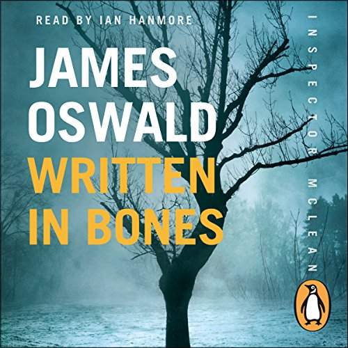 Couverture de Written in Bones