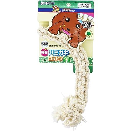 ドギーマン 犬用おもちゃ 毎日ハミガキコットン スティック S サイズ