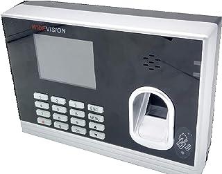 آلة تسجيل الحضور والانصراف ببصمة الاصبع من وايد فيجن موديل T58-TDBA
