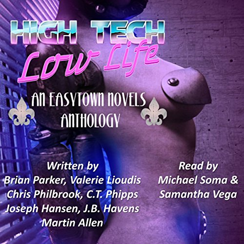 High Tech / Low Life cover art