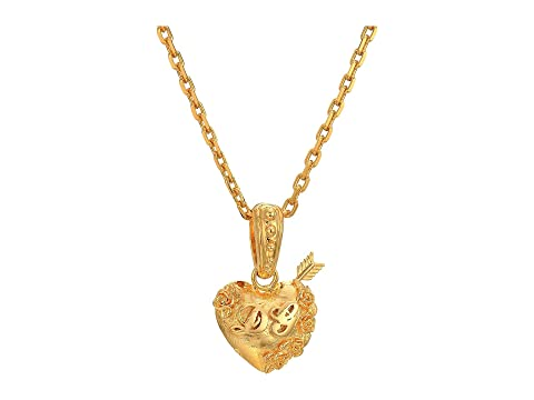 Dolce & Gabbana Heart and Arrow Necklace