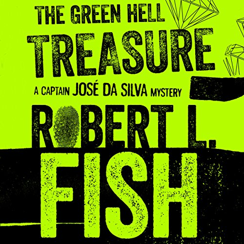 The Green Hell Treasure audiobook cover art
