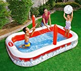 54125 Piscina inflable con red para...