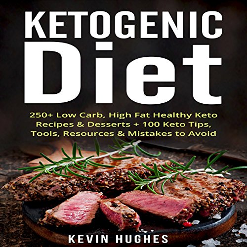 Ketogenic Diet cover art