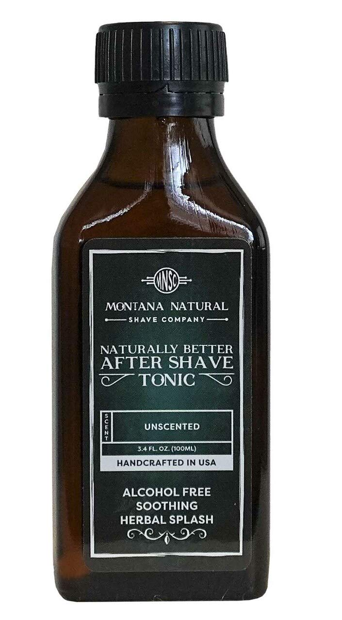 MNSC Unscented After Shave Tonic Spring new work - Baltimore Mall Tone Your Invigorate Skin w