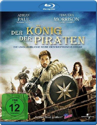 Der König der Piraten - Die unglaubliche Reise des Sir Francis Drake [Blu-ray]