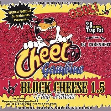 Block Cheese 1.5 Shells N Cheese