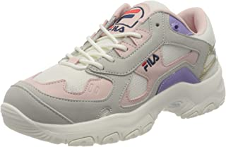 Fila Select CB Low Jr, Zapatillas Unisex niños