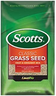 Scotts Company 17295 Classic Heat and Drought Mix Grass Seed, 7-Pound