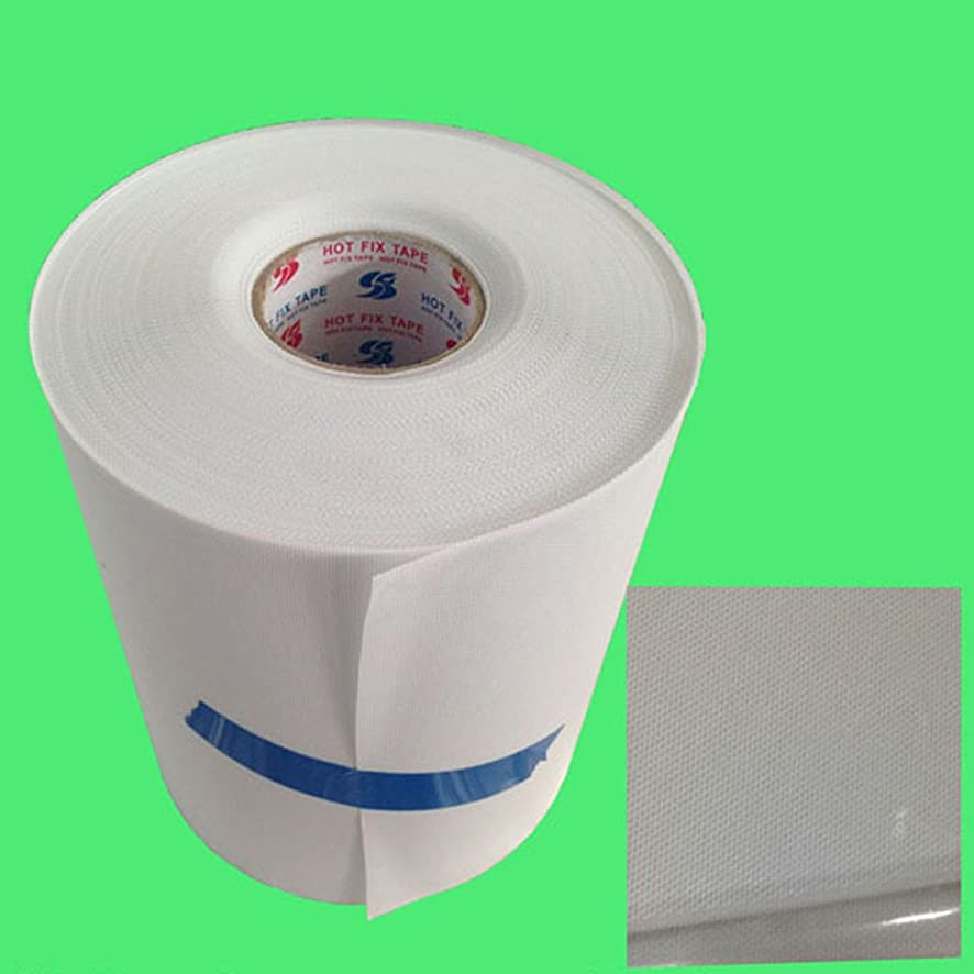 Beadsland Hotfix Tape,Hot Fix Rhinestones Transfer Film Paper ((10ft. x 12.6in.))