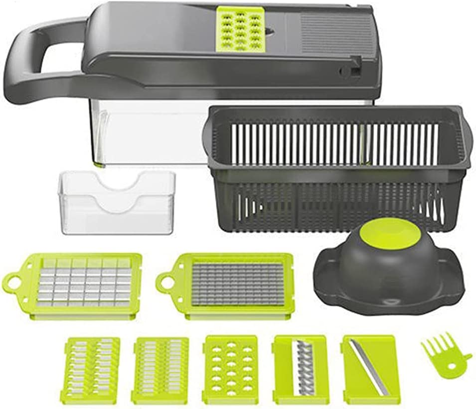 FDJLFJ Kitchen Multifunctional Stainless latest Cutter Vegetable At the price Steel